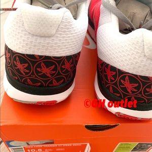 Nike Shoes - SOLD Nike Free Trainer V7 Ohio State Buckeyes